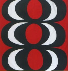 #textile marimekko  #black_and_white_and_red