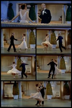 Daddy Long Legs: Fred Astaire and Leslie Caron