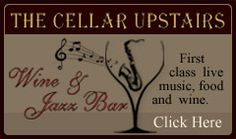 The Cellar Upstairs Wine and Jazz Club at San Sebastian Winery...visit us every weekend for live music and drinks!