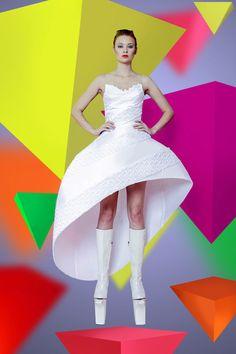 Stormtrooper Fashion — TheLong Tran Spring/Summer 2015 Lookbook