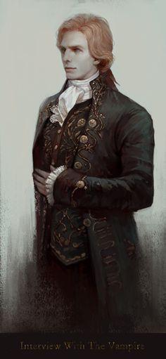 Vampire Lestat by White-corner.deviantart.com