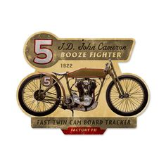 Vintage and Retro Wall Decor - JackandFriends.com - Retro Booze Fighter Metal Sign 17 x 13 Inches, $44.97 (http://www.jackandfriends.com/retro-booze-fighter-metal-sign-17-x-13-inches/)