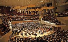 Berlin Philharmonie- if there's time, incredible