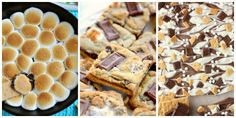 Smores Dessert Recipes - Smores Recipes