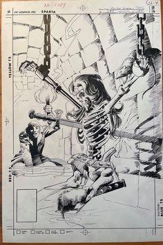 Frank Miller, Art, Art Background, Kunst, Performing Arts