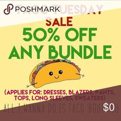 50% OFF BUNDLES (TODAY ONLY) please share MIX AND MATCH BUNDLE AND SEND ME AN OFFER FOR 50%OFF or  TELL ME THE ITEMS YOU WANT, I WILL MAKE SPECIAL BUNDLE FOR YOU. 🎉Applies only to: tops, long sleeves, blazers, shorts, pants and dresses. Items are at the top of my closet. 🎉🚨Does not applies to jackets, shoes, bags or hair accessories🚨 (Bundle must not exceed 5 lbs, if so i will divide bundle in two transactions for you to buy in two different listings) Free People Tops Button Down Shirts