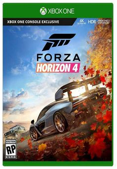 Superb Forza Horizon 4 Xbox One Now at Smyths Toys UK. Shop for Forza Horizon 4 Video Game At Great Prices. Free Home Delivery for orders over Playstation, Xbox 1, Buy Xbox, Ps4 Or Xbox One, Nintendo 2ds, Nintendo Switch, Video Game Xbox One, Xbox One Games, Pc Games