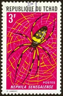 Postage stamps and postal history of Chad - Wikipedia, the free ...