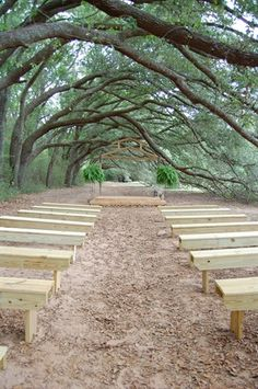 Oak Hollow Farms -Fairhope, Al i don't know who originally pinned this, but i've wanted to get married here for 3 years