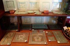 Handmade Glass Louver Products by Mermaid Treasures Hawaii