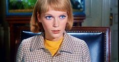 Watching Rosemary's Baby again in honor of Halloween. Her clothes are so nice. Love the array of coats.