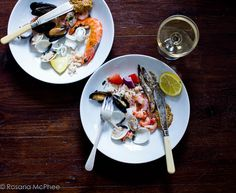 Hot & Chilli | food and travel blog: Something for the Weekend: Shellfish & Champagne