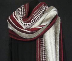 KISS Shawl Joyful Designed by Mary-Ann Lammers