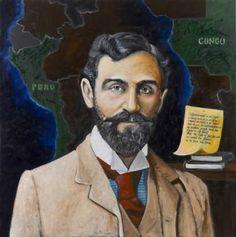 Original Political Painting by Antoon Knaap Roger Casement, Easter Rising, Ireland Map, Original Art, Original Paintings, Celtic Fc, Fighting Irish, Buy Art, Documentaries