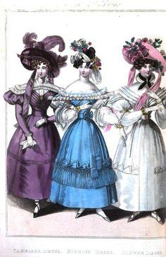 La Belle Assemblee, 1830.