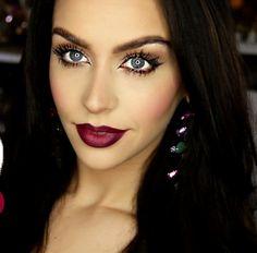 Cranberry lipstick