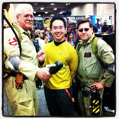 Ghostbusters! #comicconit #comicconsw #comiccon #sdcc