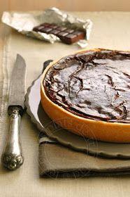 les petits plats de trinidad: Flan pâtissier au chocolat