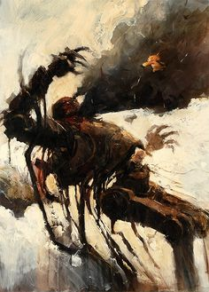 Ashley Wood (born 1971) is an Australian comic book artist and illustrator who is well known for his cover art, concept design and his work as an art director.