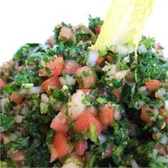 Authentic Tabbouleh - Allrecipes.com