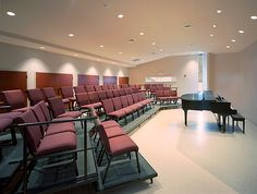 triumph baptist church interior, with spg3 architects, anthony o