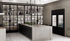 Work in Progress | Photo Gallery | Downsview Kitchens and Fine Custom Cabinetry | Manufacturers of Custom Kitchen Cabinets