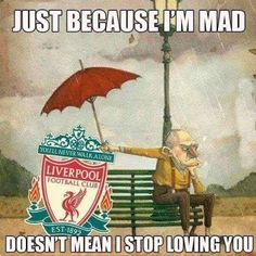 What your head tells and your heart feels as a LFC supporter Liverpool Memes, Liverpool Vs Manchester United, Liverpool Soccer, Liverpool Football Club, Best Football Team, Football Memes, Liverpool Fc Wallpaper, Liverpool Wallpapers, Burnley Fc