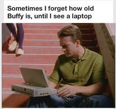 XD aaaaa!! pero si solo es de hace 15 años :9