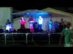 SENDEROS DEL ROCIO.Actuación en Larrodrigo - YouTube