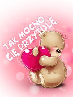 przytul misia - Cerca con Google I Love You, My Love, Children, 3, Pink, Google, Young Children, Te Amo, Boys