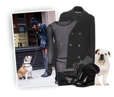 """""""Cold Spring"""" by hollowpoint-smile ❤ liked on Polyvore featuring Tom Ford, ASOS, Chanel, Acne Studios, Givenchy, WithChic and Echo"""