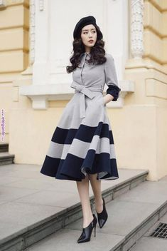club Wood Working Mode Site - My Life ceaft Pinliy Dress Outfits, Casual Dresses, Dress Up, Cute Outfits, Simple Dress Casual, Elegant Outfit, Casual Outfits, Shirt Dress, Modest Fashion