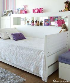 decoração quarto pré adolescente feminino