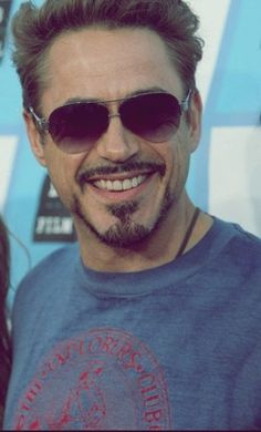 RDJ...or Tony Stark? << They're the same person, LOL