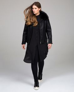 """""""Urban Chic"""" trend • mat. F/W 2016-17 collection Fall Winter, Autumn, Urban Chic, Goth, Normcore, Collection, Style, Fashion, Gothic"""