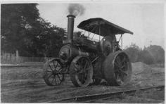 Brown & May - The National Traction Engine Trust