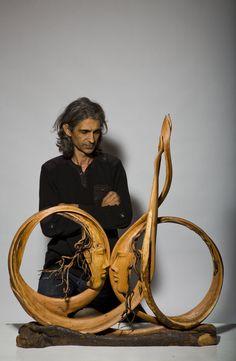 Encounters - Sculpture by ~ayhantomak on deviantART xx