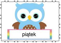 dni10 Creative Activities For Kids, Tweety, Montessori, Owl, Kawaii, Painting, Fictional Characters, Owls, Schools