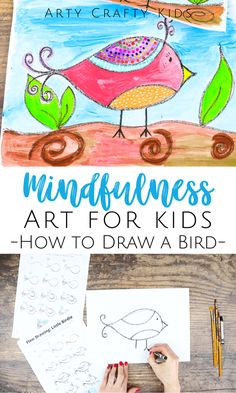Spring Art Projects, Spring Crafts For Kids, Craft Projects For Kids, Crafts For Kids To Make, Craft Activities For Kids, Preschool Crafts, Art For Kids, Kid Crafts, Mindfulness For Kids