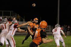 Photos: Varsity Football vs Nixa (Districts) | Republic Tiger Sports
