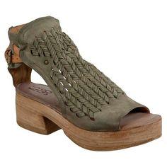 A.S.98 Peanut Women's Platform Sandal