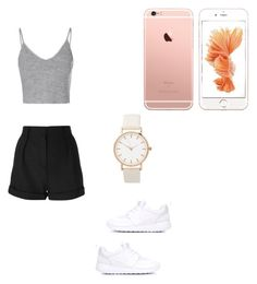 """Outfit 5"" by livi-schnyder on Polyvore featuring Mode, Glamorous, NIKE und IRO"