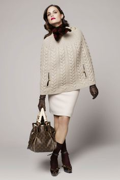 Louis Vuitton Pre-Fall 2009 - Runway Photos - Vogue