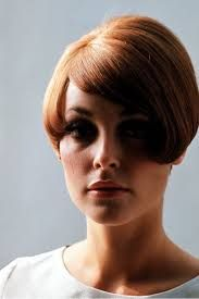 Image result for 1960s short hair women mods peggy twiggy hollywood sharon catherine