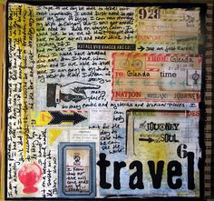 A Year in the Life of an Art Journal: Whatever and Whatnot May 30th
