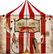 Alehop! Comença l'espectacle. Manualitats  Benvinguts al món del circ! En aquest llibre trobarem una introducció a aquest fascinant món de màgia i d'il•lusió i una proposta d'activitats manuals i motrius perquè els nens i nenes puguin muntar el seu espectacle de circ a casa. Un llibre que ajuda a desenvolupar la creativitat i el joc en grup. GENER