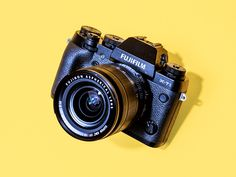 Our Absolute Favorite Gadgets of 2014 | Fujifilm X-T1 Most mirrorless cameras are happy being smaller, beginner-friendly, somewhat less-capable alternatives to DSLRs. But the Fujifilm X-T1 has a different goal: to reboot the DSLR entirely. Its compact, weather-sealed body is topped by a bevy of manual controls. Inside, you get an APS-C sensor, super-fast autofocus, and an OLED electronic viewfinder. It won't fit in your pocket, but for serious photogs, this is 2014's best new camera.   Ariel…