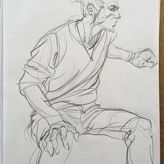#10minsketch #sketch #sketchbook #drawing #art #resim #sanat #figure #studio #atölye #eskiz #eskizdefteri #gesture #pose