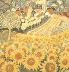 Annie Soudain Linocut Prints, Art Prints, Heart Art, Medium Art, Natural World, Art Forms, Printmaking, Annie, Folk Art