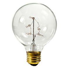 Bulbrite 716330 - 5 Watt - G25 Globe - 5 Internal Mini Bulbs - 30,000 Life Hours - 10 Lumens - Medium Base - 130 Volt